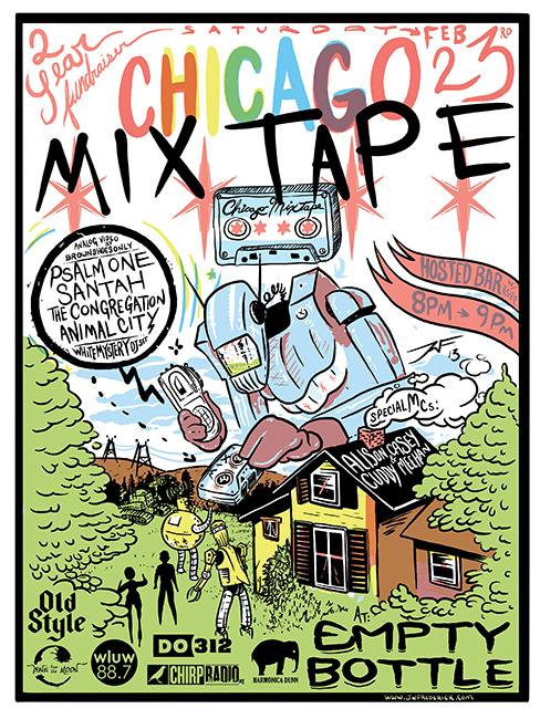 robot-mixtape